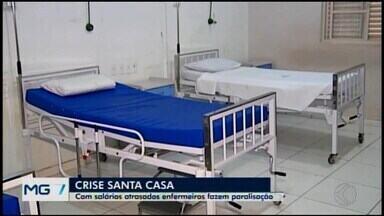 Estudo técnico de custos será realizado na Santa Casa de Araxá - O objetivo é conhecer a viabilidade e sustentabilidade da unidade hospitalar.