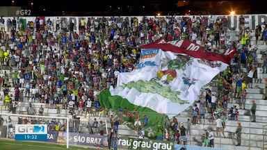 Salgueiro vence Central e se classifica para semifinal do Pernambucano - A partida terminou em 2 a 1