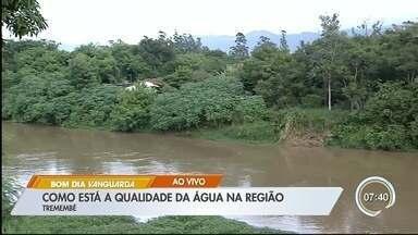 Comitê das Bacias Hidrográficas do Paraíba avalia qualidade da água na região - Nesta sexta é celebrado o Dia Mundial da Água.