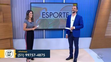 Participe do bolão do esporte e diga seu palpite para as quartas de final do Gauchão - Envie seu nome, opinião e cidade de onde fala para o WhatsApp do Bom Dia Rio Grande: (51) 99757-4875.