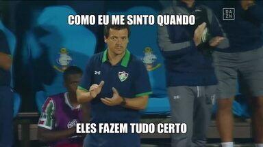 Fluminense bate o Antofagasta e se classifica para a segunda fase da Sul-Americana - Fluminense bate o Antofagasta e se classifica para a segunda fase da Sul-Americana