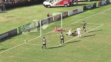Veja os gols de Operário-PR 2 x 0 Maringá pela quarta rodada do Paranaense - Veja os gols de Operário-PR 2 x 0 Cianorte pela quarta rodada do Paranaense