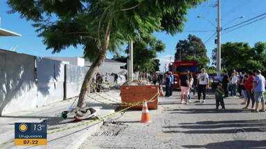 CENIPA investiga acidente envolvendo aeronave de acrobacias em Bento Gonçalves - O piloto foi encaminhado ao hospital mas não resistiu.