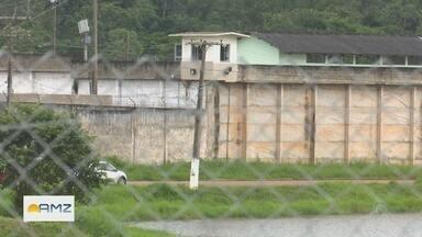 Tempo de visitas em complexos prisionais do Acre deve diminuir - Novas regras começam a valer a partir do dia 1° de abril.