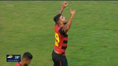 Sport garante vaga para semifinal do Pernambucano - O Leão passou fácil pra semifinal ao enfrentar a Fera Sertaneja, na Ilha do Retiro, em Recife.