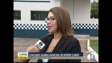 Concurso Guarda Municipal de Montes Claros tem nova mudança - Concurso foi adiado para 2020 devido a falta de repasse de recursos.
