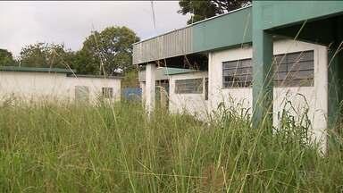 Obra da UPA de Rio Negro não ficou pronta e prédio está abandonado - Os moradores esperam pela obra há 8 anos.