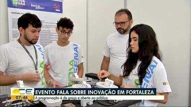 Fiec promove evento sobre inovação nos negócios em Fortaleza nesta terça-feira (26) - A programação é de graça e aberta ao público.
