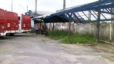 Reportagem mostra precariedade de paradas de ônibus em Manaus - População relata falta de infraestrutura dos abrigos.