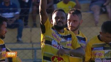 Cléo Silva é a esperança do Novorizontino contra o Palmeiras - Cléo Silva é a esperança do Novorizontino contra o Palmeiras