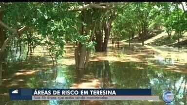 Teresina tem 56 áreas de risco monitoradas - Teresina tem 56 áreas de risco monitoradas
