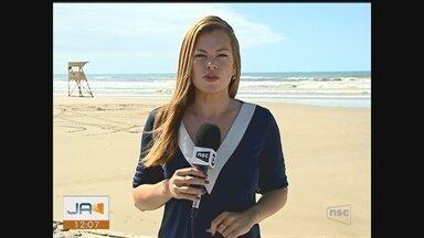 Corpo de jovem desaparecido no mar em Balneário Arroio do Silva é encontrado - Corpo de jovem desaparecido no mar em Balneário Arroio do Silva é encontrado