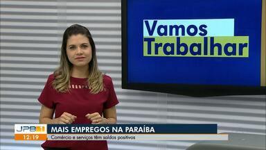 Vamos Trabalhar: CFO convocada candidatos na Paraíba - Confira mais notícias sobre emprego.