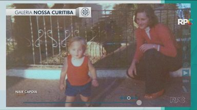 Telespectadores mandam fotos antigas para homenagear Curitiba - Muitas histórias são contadas através destas memórias.
