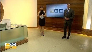 Confira os destaques do Bom Dia Goiás - Construção de trincheira na Rua 90 começa nesta segunda-feira.