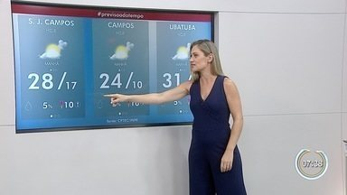 Veja como fica o tempo no início da semana na região - Confira na previsão.
