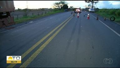 Duas mortes são registradas nas rodovias do norte do estado neste fim de semana - Duas mortes são registradas nas rodovias do norte do estado neste fim de semana