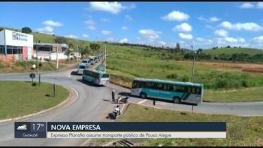 Expresso Planalto assume transporte público de Pouso Alegre, MG - Expresso Planalto assume transporte público de Pouso Alegre, MG