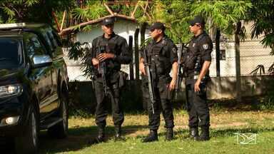 PM deflagra operação para combater criminalidade em Caxias - Operação 'Saturação' tem como objetivo combater principalmente os assaltos a bancos nesse período de pagamento de aposentados e pensionistas.