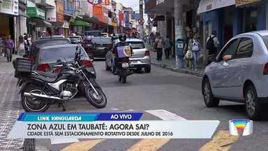 Calendário: Zona Azul fica para o segundo semestre em Taubaté - Prefeitura atrasou mais uma vez implantação do serviço.