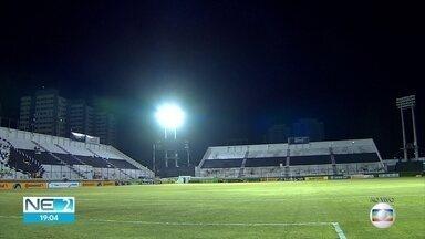 Santa Cruz enfrenta ABC (RN) na Copa do Brasil - Jogo é realizado em Natal.
