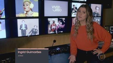 Capítulo de 03/04/2019 - Ingrid Guimarães fala sobre o papel da mulher no humor e relembra esquetes machistas com comediantes como Mônica Martelli e Tatá Werneck, além de homenagear Dercy Gonçalves.