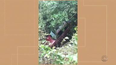 Forte chuva atinge cidades da Região Central do RS e causa estragos - O corpo de um homem arrastado pela enxurrada foi encontrado em Paraíso do Sul