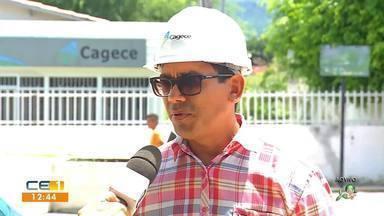 Abastecimento de água suspenso em Santana do Cariri - Confira outras notícias no g1.com.br/ce
