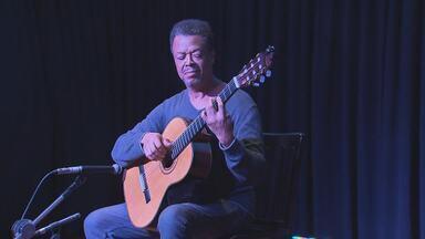 Grandes talentos do violão mineiro no Globo Horizonte - Um encontro do violão contemporâneo com instrumentistas de diferentes gerações e estilos em uma homenagem ao professor José Lucena Vaz.