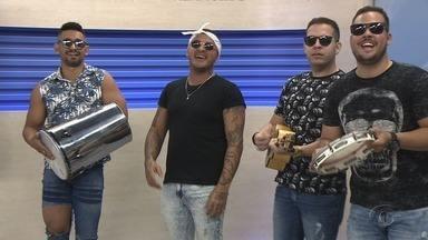 Banda Nubatuke promete animar público em Maceió - Evento será realizado no sábado (6).