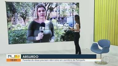 RJ1 Inter TV - Edição de sexta-feira, 05/04/2019 - Apresentado por Fabiana Lima, o telejornal da hora do almoço traz as principais notícias das regiões Serrana, dos Lagos, Norte e Noroeste Fluminense.