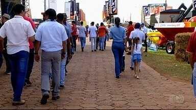 Tecnoshow começa nesta segunda-feira (8) e vai até sexta-feira (12), em Rio Verde - 17º edição da Tecnoshow é um dos principais eventos de agronegócio do país.