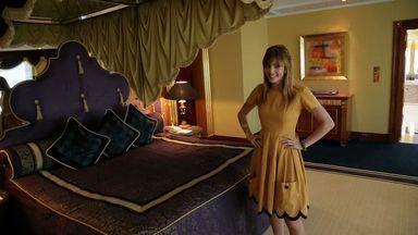 10 Hotéis que já são uma viagem - Em Nova York, Titi se joga no Ace, conhecido po Hotel dos DJs e das bandas. Em Istambul, ela se hospeda no Çırağan Palace. E Titi mostra outros hotéis incríveis.
