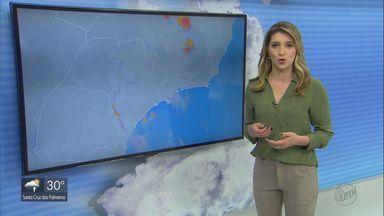 Veja como fica o tempo neste sábado na região - Veja como fica o tempo neste sábado na região