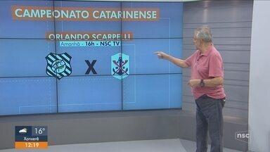 Roberto Alves analisa a última rodada do Catarinense - Roberto Alves analisa a última rodada do Catarinense