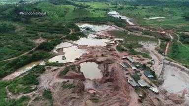 Parte 1: Produtores rurais contam prejuízos após rompimento de barragem - Saiba outras notícias do campo no Boletim de Notícias.