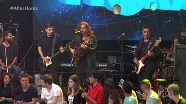 Vitor Kley abre programa - Serginho apresenta convidados