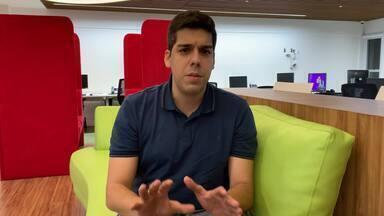 Repórter Lucas Catrib avalia derrota e eliminação do Ceará, pela Copa do Nordeste - Repórter Lucas Catrib avalia derrota e eliminação do Ceará, pela Copa do Nordeste