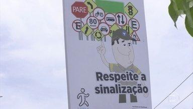 Saiba porque os acidentes de trânsito caíram em Salvador - Iniciativas de fiscalização mudaram rotina na capital baiana.