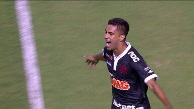 Com 4 gols em 4 jogos, Thiago Reis é esperança do Vasco para chegarem mais uma final de Campeonato Carioca - Com 4 gols em 4 jogos, Thiago Reis é esperança do Vasco para chegarem mais uma final de Campeonato Carioca