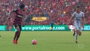 Sport vence o Salgueiro e está na final do Pernambucano - Sport vence o Salgueiro e está na final do Pernambucano