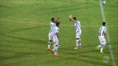Pela Série A3, Desportivo Brasil perdeu o primeiro jogo das quartas contra o Comercial-SP - Partida ocorreu no estádio Palma Travassos, em Ribeirão Preto. O jogo da volta ocorre no próximo sábado, no estádio Ernesto Rocco, em Porto Feliz