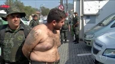 Justiça decreta prisão preventiva de seis envolvidos no assalto a banco em Guararema - Essa quadrilha é suspeita de ter atacado outras oito agências bancárias no interior de SP e MG,.