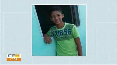Parede da casa desaba e mata adolescente em Santa Quitéria - Confira outras notícias no g1.com.br/ce