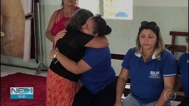 Menina do RN morre no Recife após receber transplante de coração - Garota foi enterrada no interior do Rio Grande do Norte.