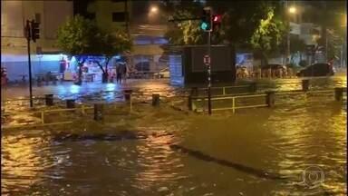 Temporais fazem parte de uma nova realidade, diz climatologista - Chuvas intensas serão mais frequentes. Preparar as cidades para mudanças no clima é desafio que não aparece na lista de prioridades de muitos governantes.