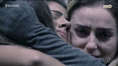 Relembre como se formou a aliança entre Paula, Hariany e Carol - As três se uniram na metade final do jogo