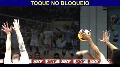 Desafios marcam vitória do Taubaté sobre o Cruzeiro pela Superliga - Desafios marcam vitória do Taubaté sobre o Cruzeiro pela Superliga