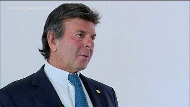O ministro Luiz Fux, do STF, fala de suas paixões