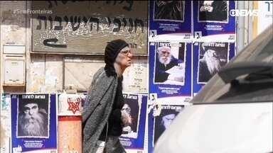 As eleições em Israel